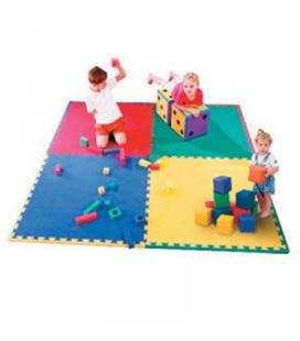 Alfoliombrilla tapiz eva rojo ipm 23240 - 23-240