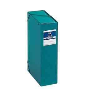 Carpeta proyectos 9cms verde carton forr office dohe 09746