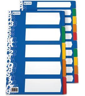 Separador folio 5 posiciones grafolioplas 41270000 - 221079