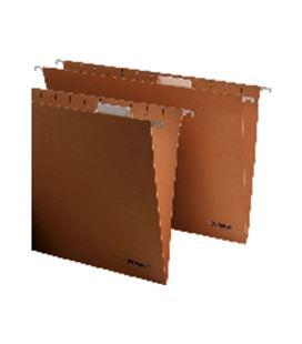 Carpeta colgante a4 visor superior c.50 unipapel 96360 - 096360