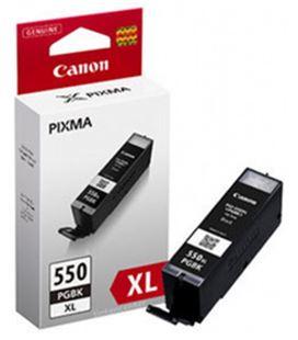 Cartucho inyeccion negro canon pgi-550bk xl 6431b001 - 15713