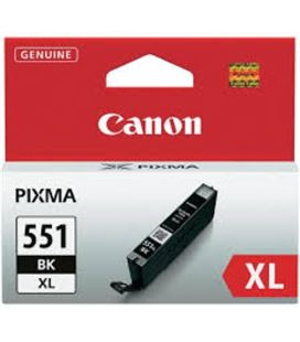 Cartucho inyect negro canon cli-551xl - 15714