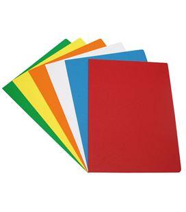 Subcarpeta folio 180grs verde medio c.50 grafolioplas 00017520