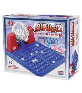 Juego bingo xxl premium falomir 23030 - 23030