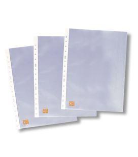 Funda multitaladro folio pp cristal 80 micras c.100 mattio 14086