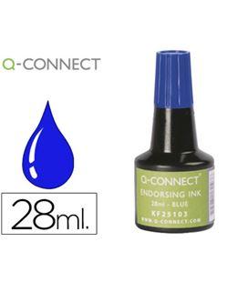 Tinta sellar 28ml aplicador frasco azul q-connect kf25103