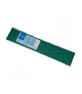 Papel crepe pinocho 2,5mtsx0,5mts verde fuerte sadipal 12409