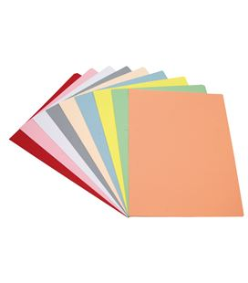 Subcarpeta folio 180grs rojo c.50 grafolioplas 00017351
