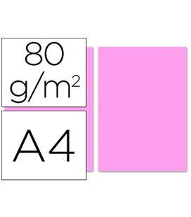 Papel a4 100h 80grs rosa liderpapel 28246 - 28246 PC54