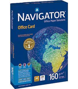 Papel a4 250h 160grs blanco office card navigator 381377