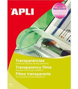 Transparencias a4 universal 20uds apli 10427 - 10427