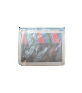 Bolsa multiuso 345x280 cremallera azul fraga 34114 - 34114-WEB