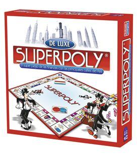Juego educativo superpoly de luxe euro falomir 1320