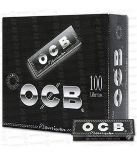 Papel fumar c25u librillos ocb 101253 - 31863