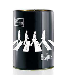 Cubilete metal abbey road beatles miquelrius 17177