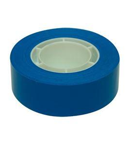 Cinta adhesiva 19mmx33m azul apli 12273