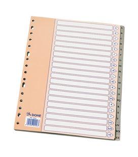 Separadores folio indice a-z gris pp dohe 90456 - 90456