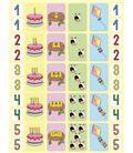 Gomet bolsa figuras numeros de 1 a 5 12h apli 11676