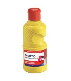Tempera liquida 250ml amarilla giotto-fila 531702