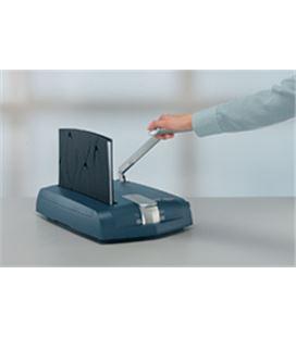 Encuadernadora azul plata impresbind 140 esselte 74470000 - ES74470000
