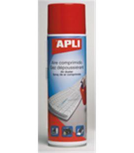 Spray aire comprimido 500ml fuerte pro. limpieza apli 11297 - AP11297
