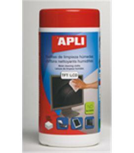 Toallita limpieza tft/lcd c.100 apli 11302 - AP11302