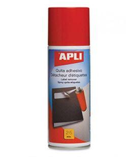Spray quita adhesivo 200ml apli 11303 - 11303