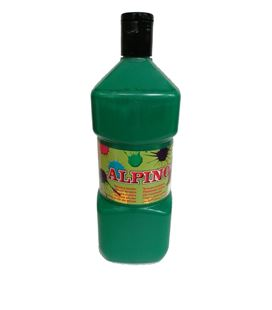Tempera liquida 1000ml verde prado alpino 46166 dm000042