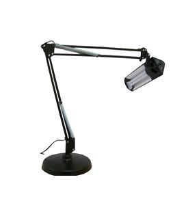 Flexo mesa tv-100 h.f. negro luxo - 26309