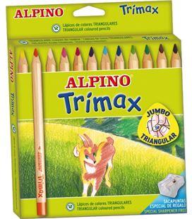 Pintura madera triangular trimax c.12 alpino al000113 429197