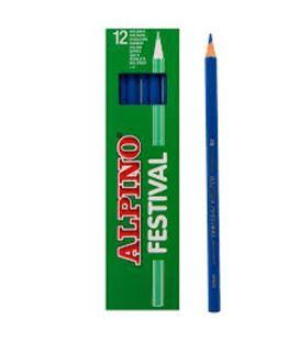 Pintura madera azul claro 12 unidades festival alpino c0130010 407027
