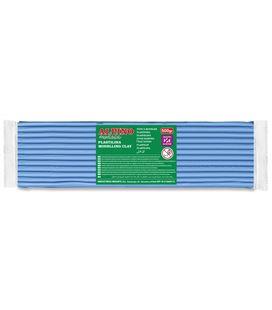 Plastilina 500 grs azul alpino dp000085 461463