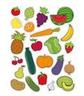 Gomet bolsa figuras frutas y verduras 3h apli 11439