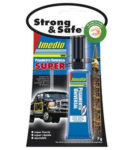 Pegamento universal 7grs strong&safe imedio 6304694 396652 - 111175