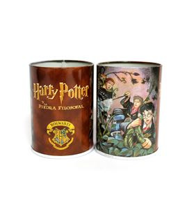 Bote metal lapicero lapizs harry potter enri 22521065