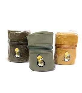 Pitillera bordado nubuck simpsons 24185 - 13065