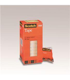 Cinta adhesiva 508/1933 eic individual 19mmx33m scotch - 3M5081933EIC