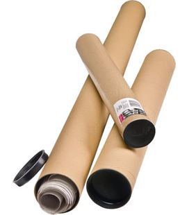 Tubo carton 40mmx430mm novaline 294 - 180899