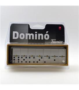 Domino marfilina caja plastico fournier 31029 - 31029