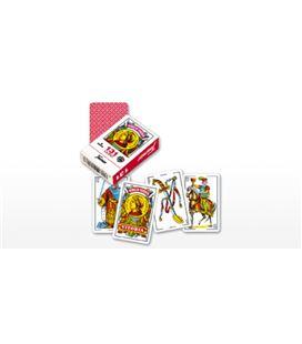 Baraja cartas liliput español caja carton c.40 foliournie 21598