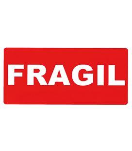 Etiqueta adhesiva rollo fragil 50x100 200uds apli 296