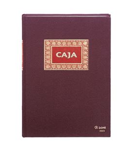 Libro contable folio 100h caja dohe 09909 - 09909