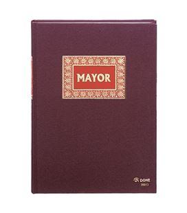 Libro contable fº 100h mayor dohe 09913 - 09913