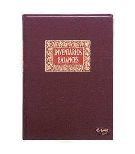 Libro contable folio inventarios/balances 100h dohe 09915 - 09915