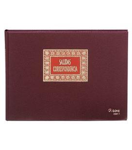 Libro contable folio 100h apaisado salida corresp. dohe 09911 - 09911
