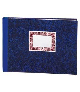 Libro cartone folio apaisado rayado horizontal 100h dohe 09971 - 09971