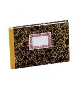 Libro cartone cuarto 100h apaisado cuentas corrientes dohe 09963 - 09963