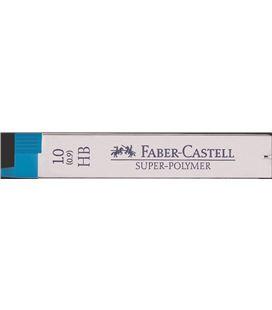 Minas 09 hb tubo 12uds super-polymer faber castell 120900