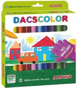 Pintura de cera dacscolor c.24 dacs dc050295 400318