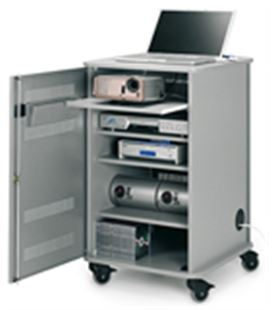 Mueble multimedia 95x57x60 cm nobo - NB1902339
